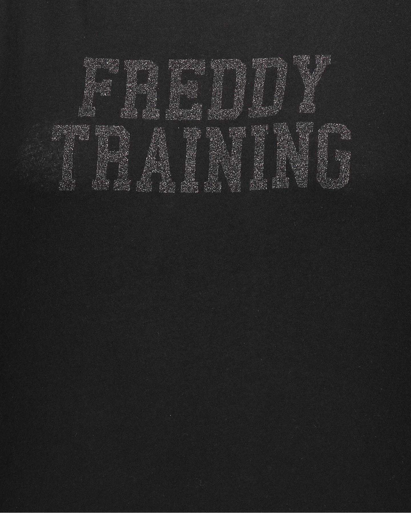 T-Shirt FREDDY BIG LOGO W S5245269 scatto 2