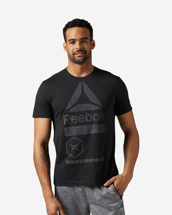 T-Shirt training REEBOK SPEEDWICK GRAPHIC M