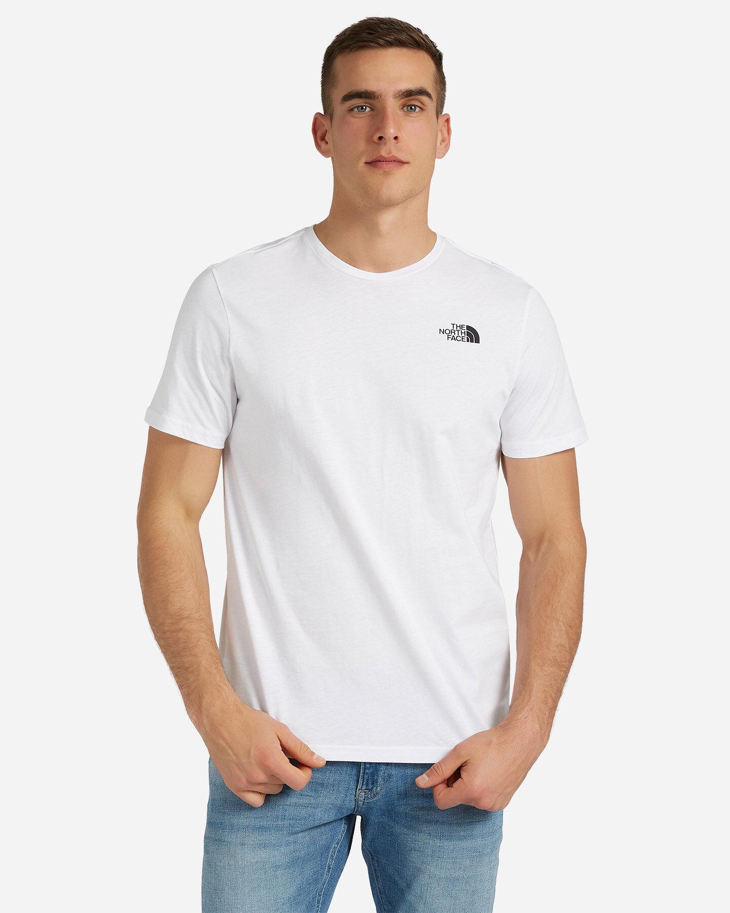 T-Shirt THE NORTH FACE TNF BERARD M S5181620 scatto 0