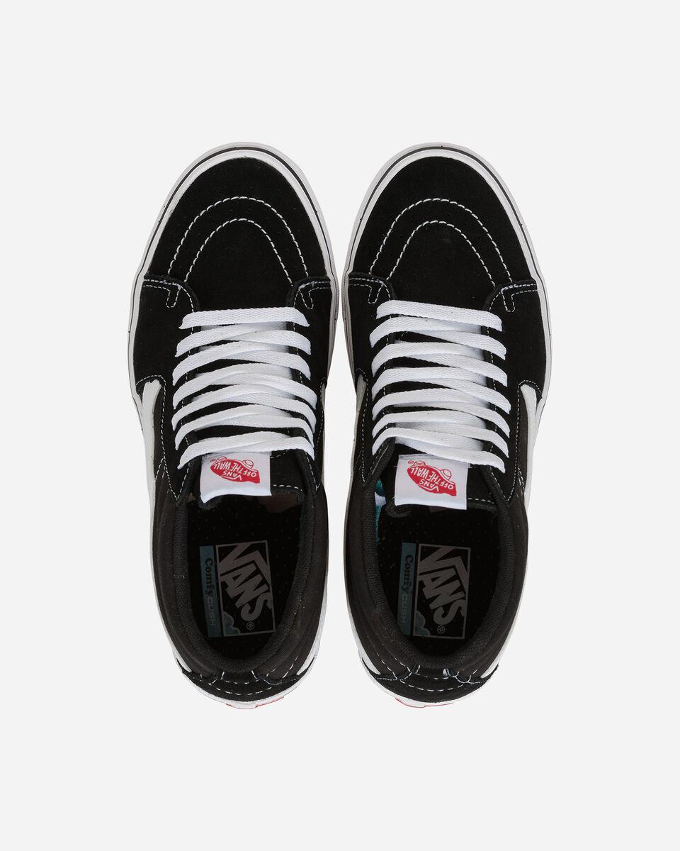 Scarpe sneakers VANS COMFYCUSH SK8-MID CLASSIC S5241257 scatto 3