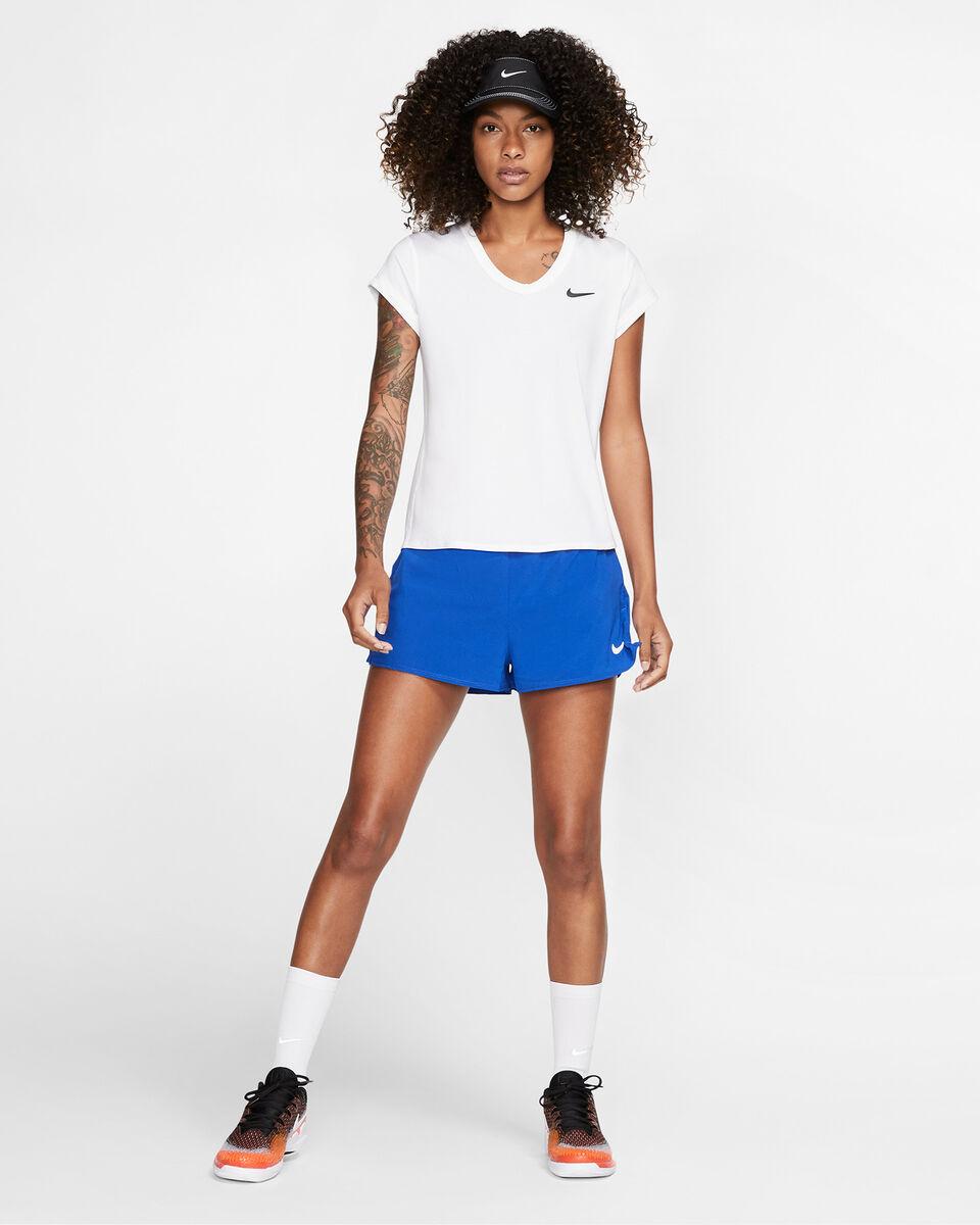 T-Shirt tennis NIKE COURT DRI-FIT W S5164899 scatto 5