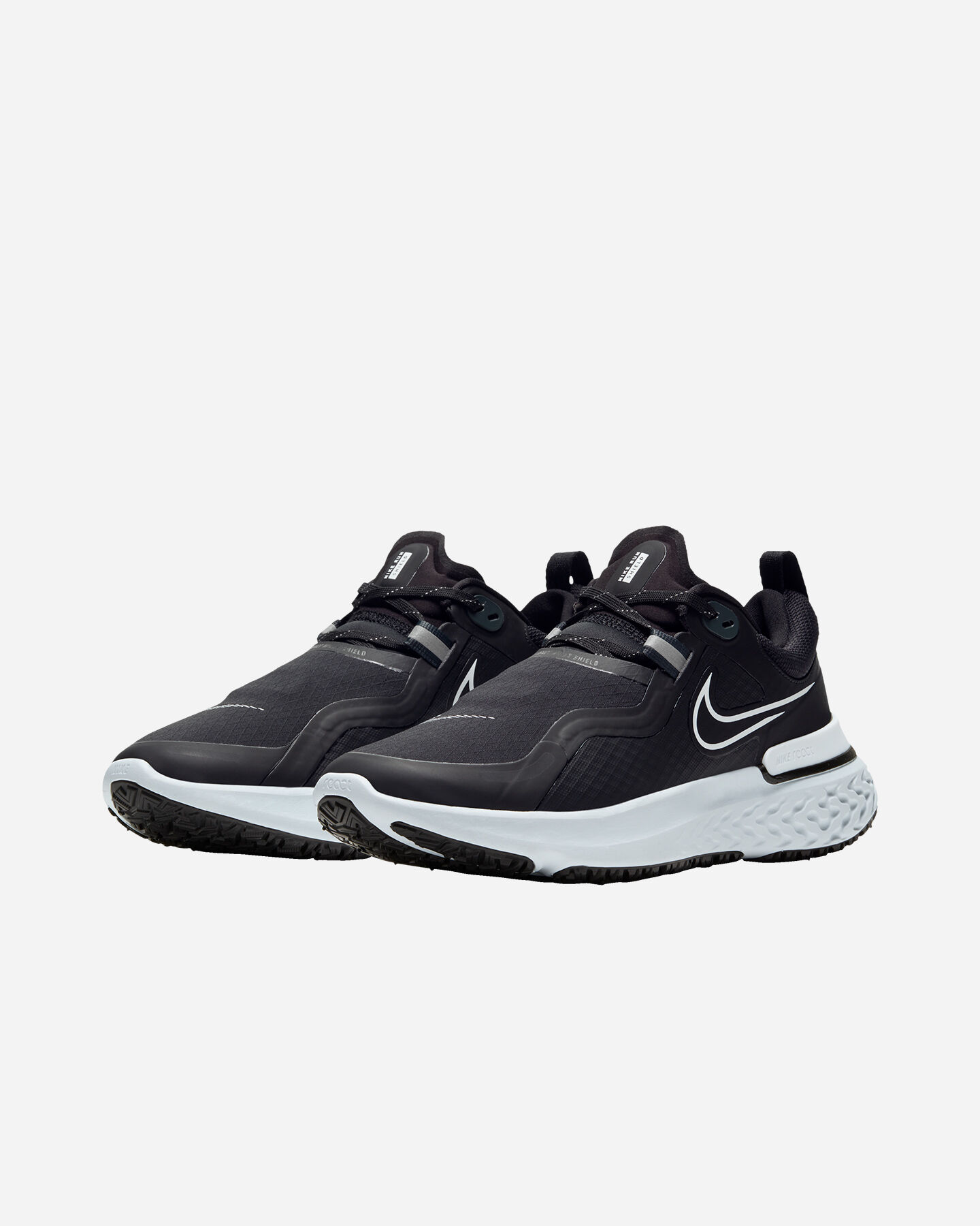 Scarpe running NIKE REACT MILER SHIELD W S5248042 scatto 1