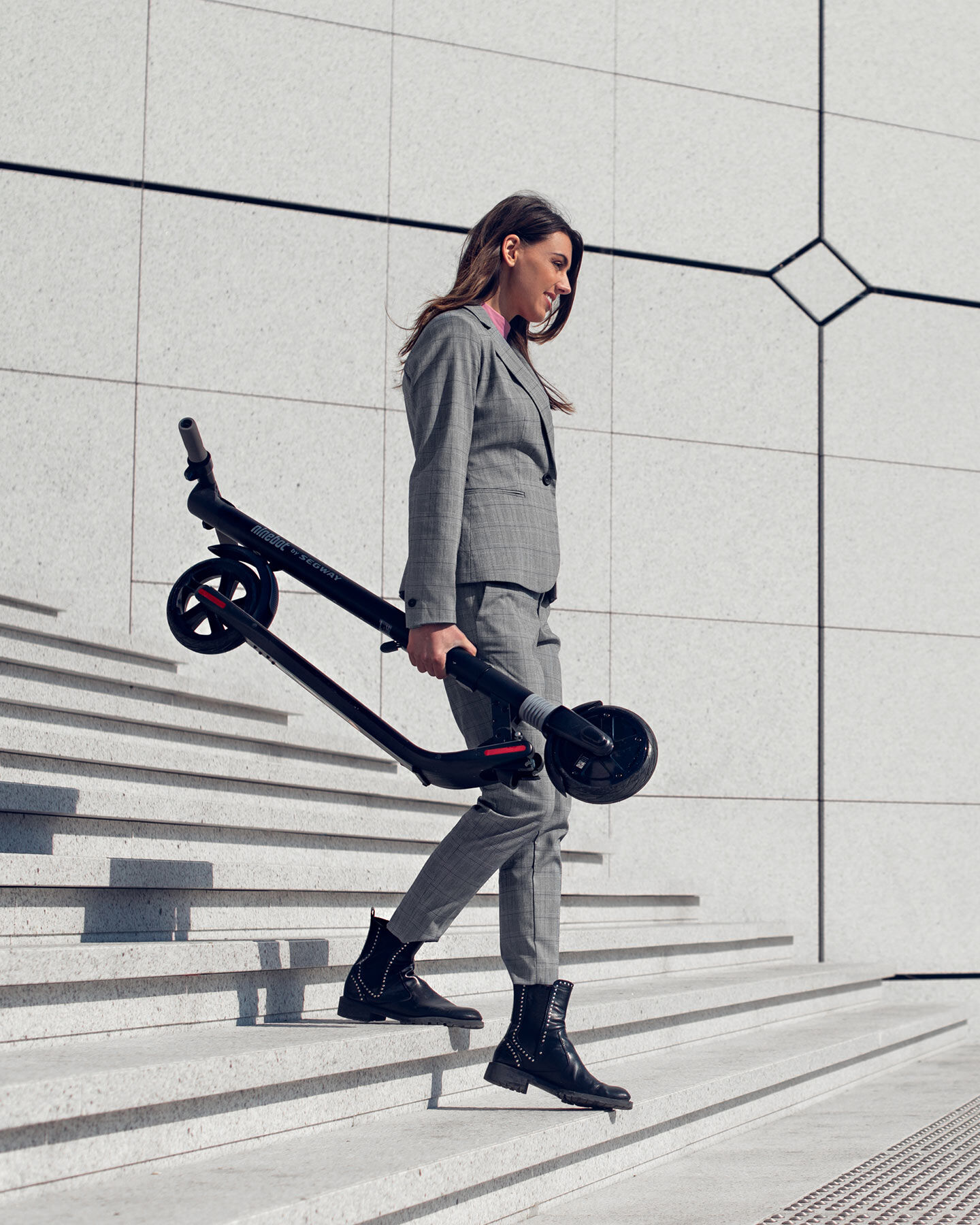 Scooter elettrico NINEBOT E-SCOOTER SEGWAY ES1 S4044756|1|UNI scatto 4