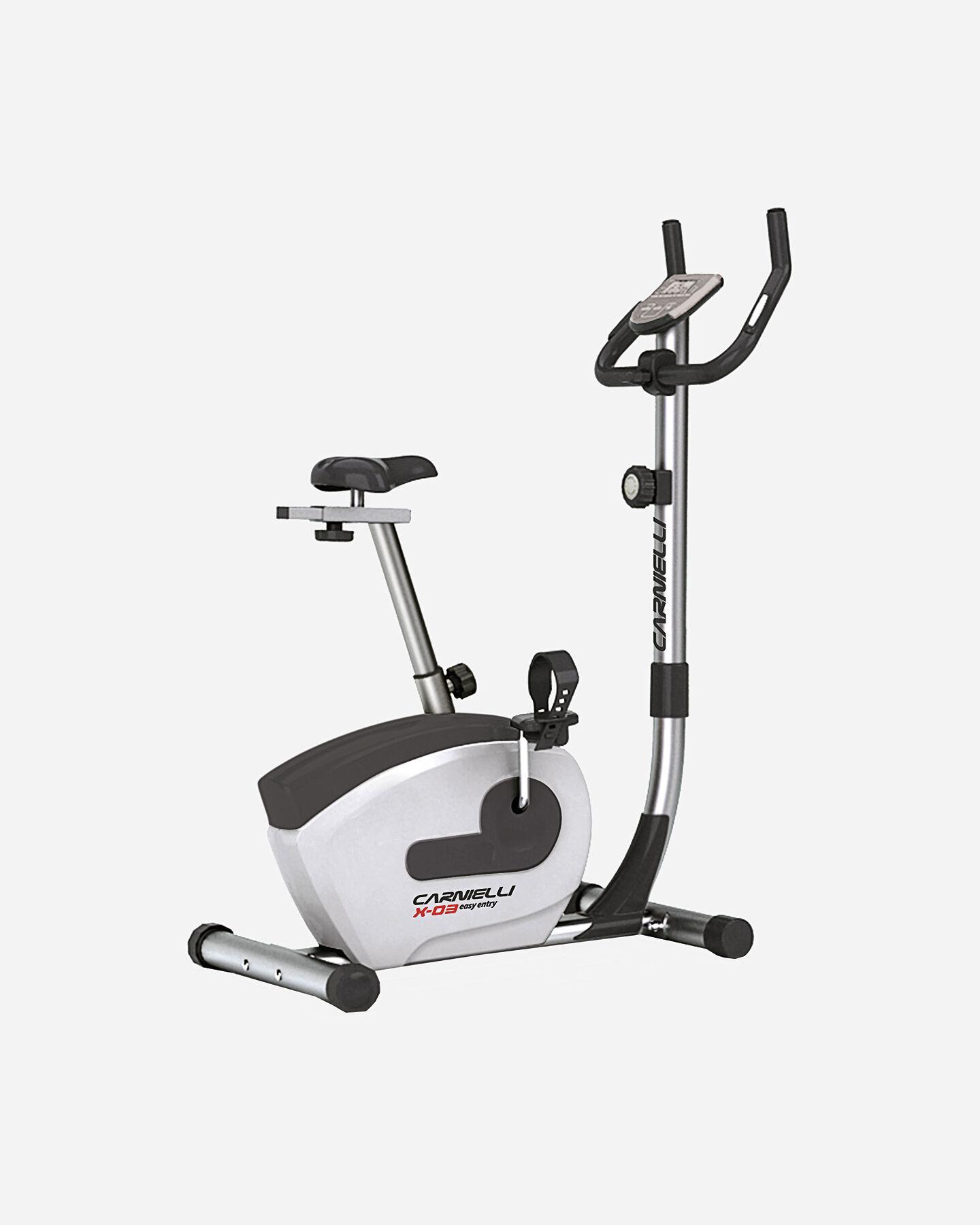 Cyclette CARNIELLI X-03 EASY ENTRY S1318722 1 UNI scatto 0