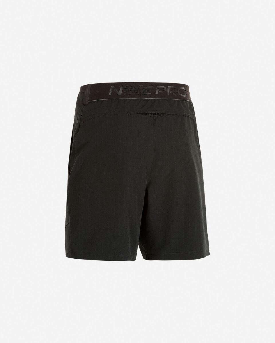Pantalone training NIKE PRO FLEX REP 2.0 M S5225461 scatto 1