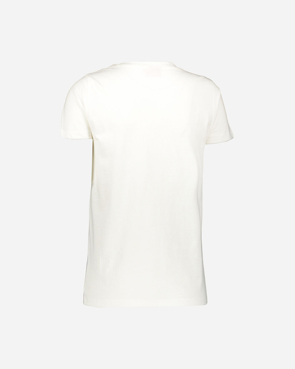 T-Shirt REUSCH LOGO MARSHMALLOWS W S4077261 scatto 1