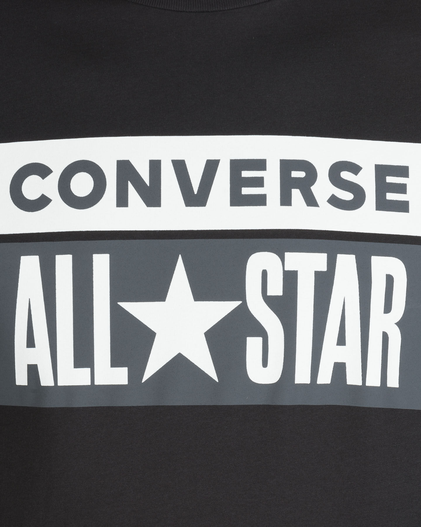 T-Shirt CONVERSE ALL STAR M S5244015 scatto 2