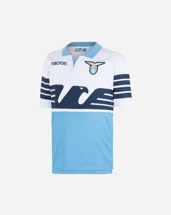 Abbigliamento calcio MACRON KIT LAZIO HOME 18-19 JR