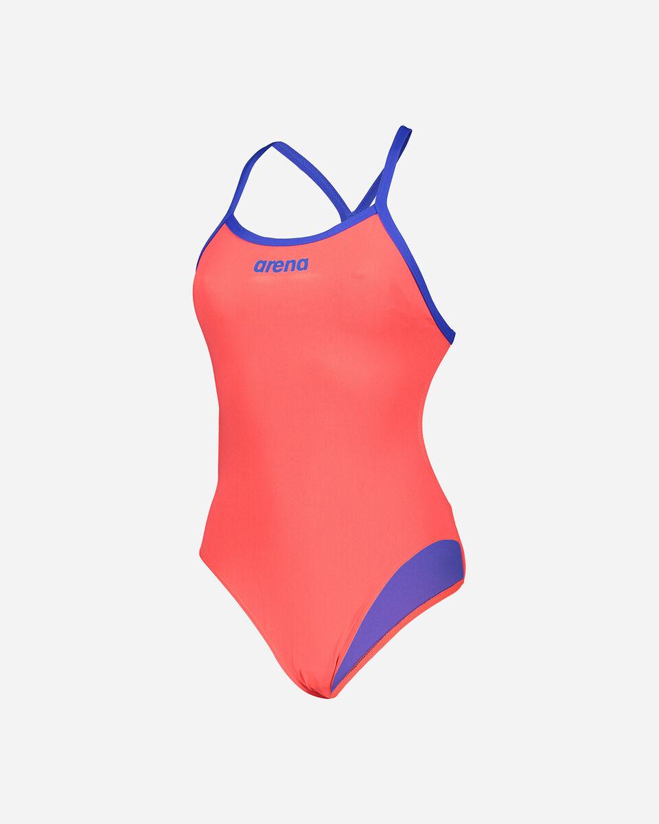 Costume piscina ARENA SOLID LIGH TECH W S5161010 scatto 0