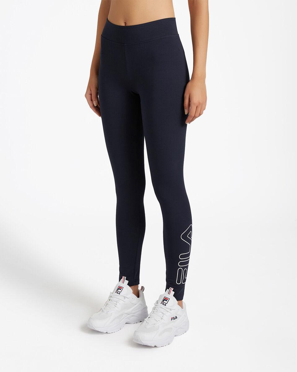 Jeans FILA LOGO W S4080567 scatto 2