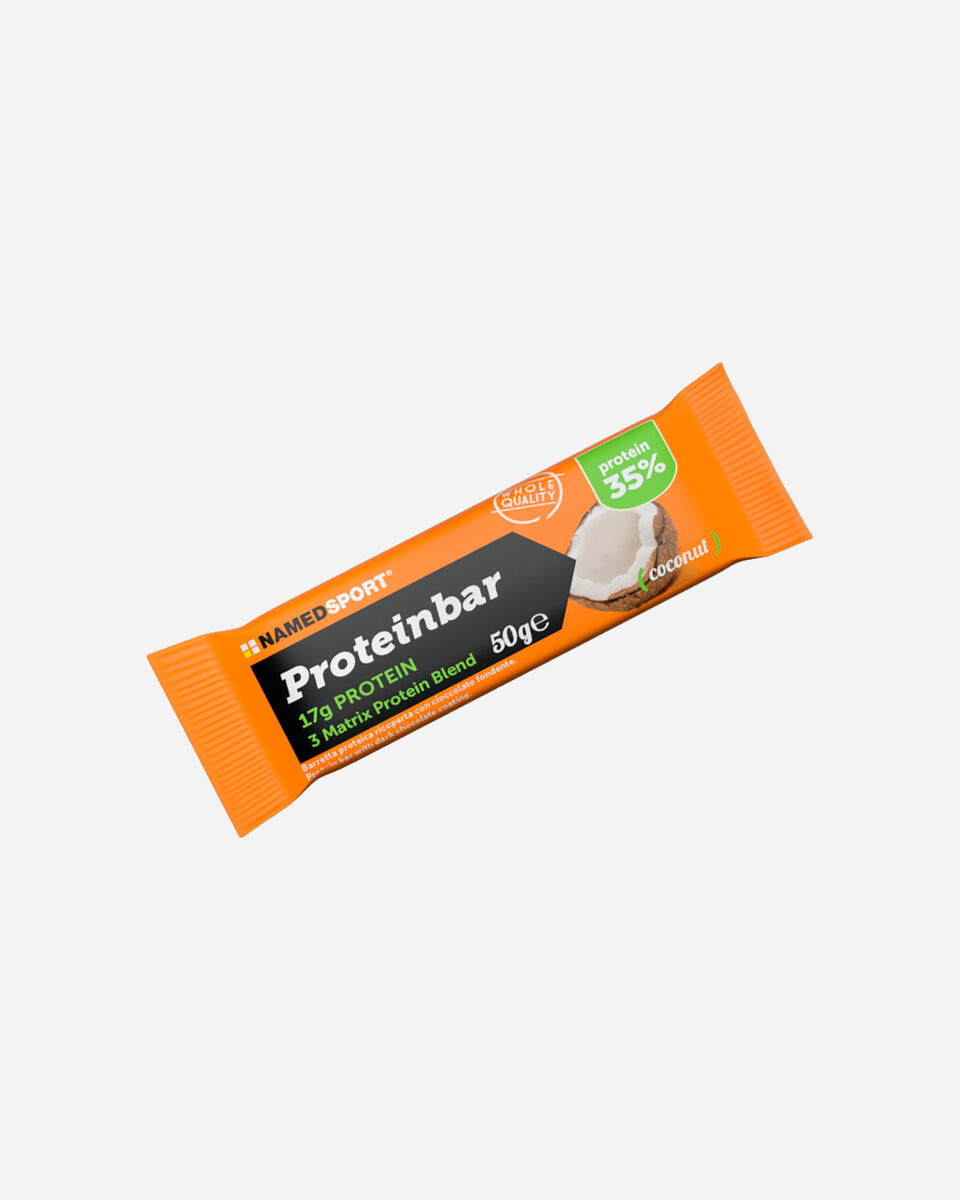 Energetico NAMED SPORT PROTEINBAR 50G S4028449 scatto 0