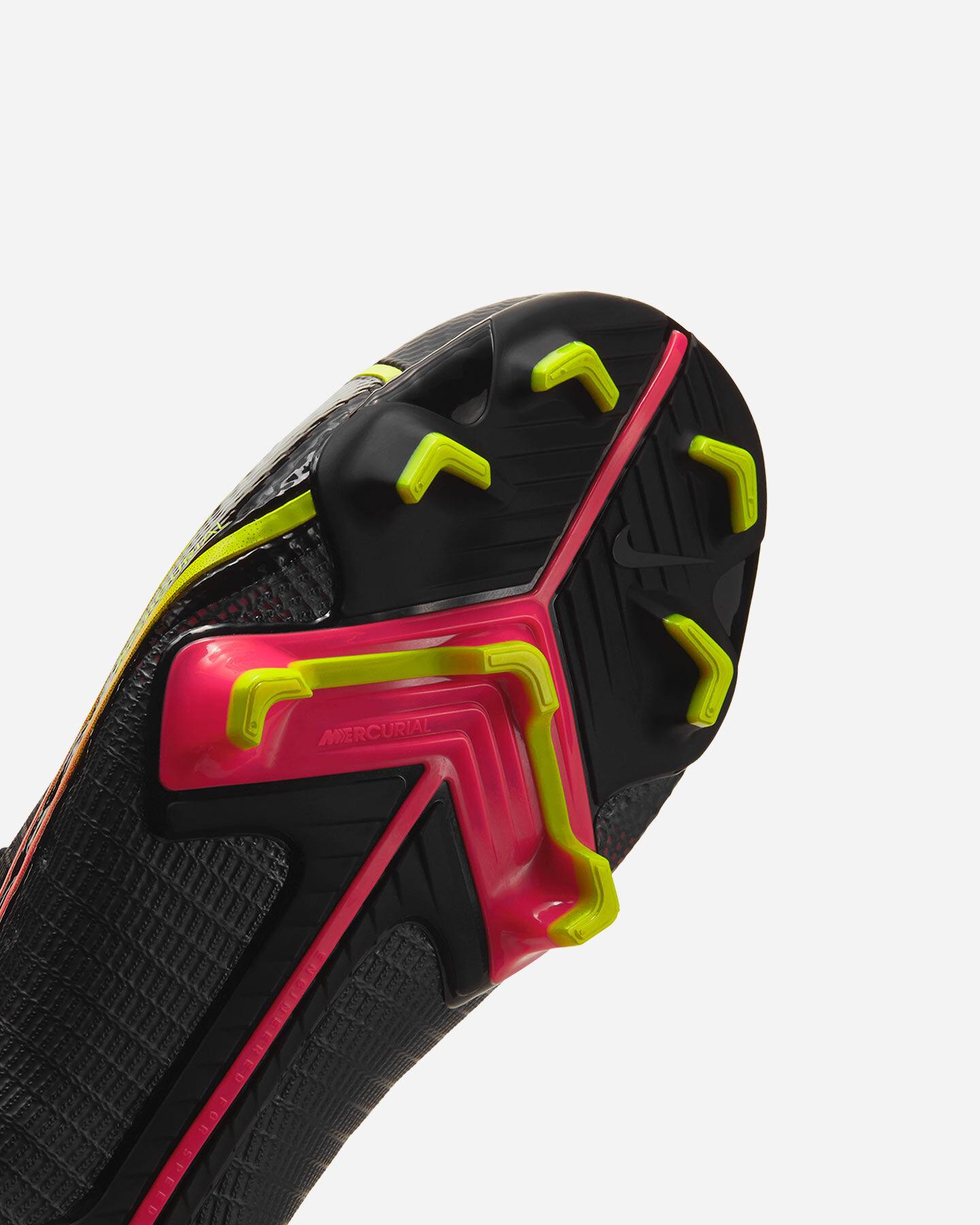 Scarpe calcio NIKE MERCURIAL SUPERFLY 8 PRO FG JR S5268329 scatto 4