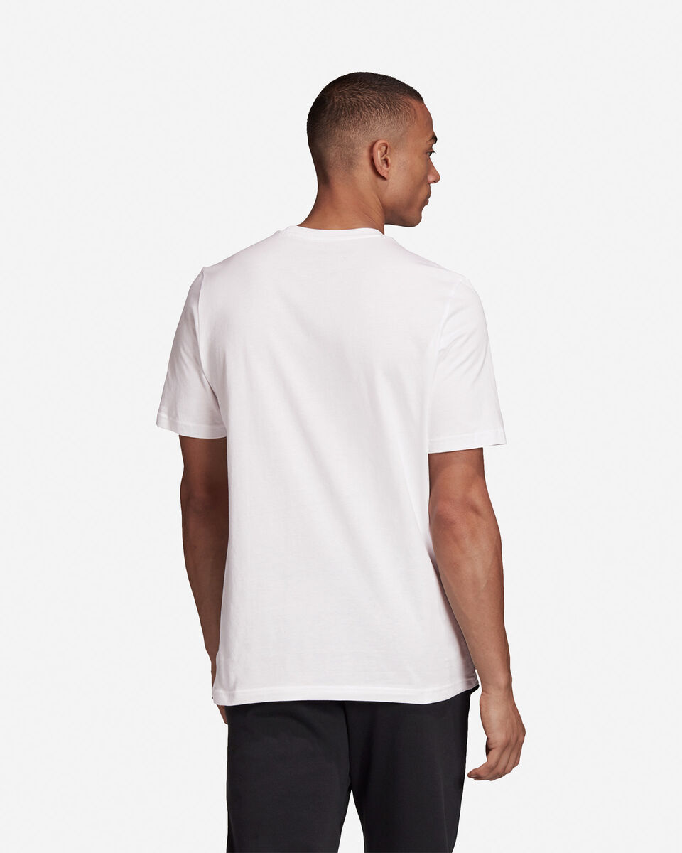 T-Shirt ADIDAS URBAN BIG LOGO M S5211985 scatto 4