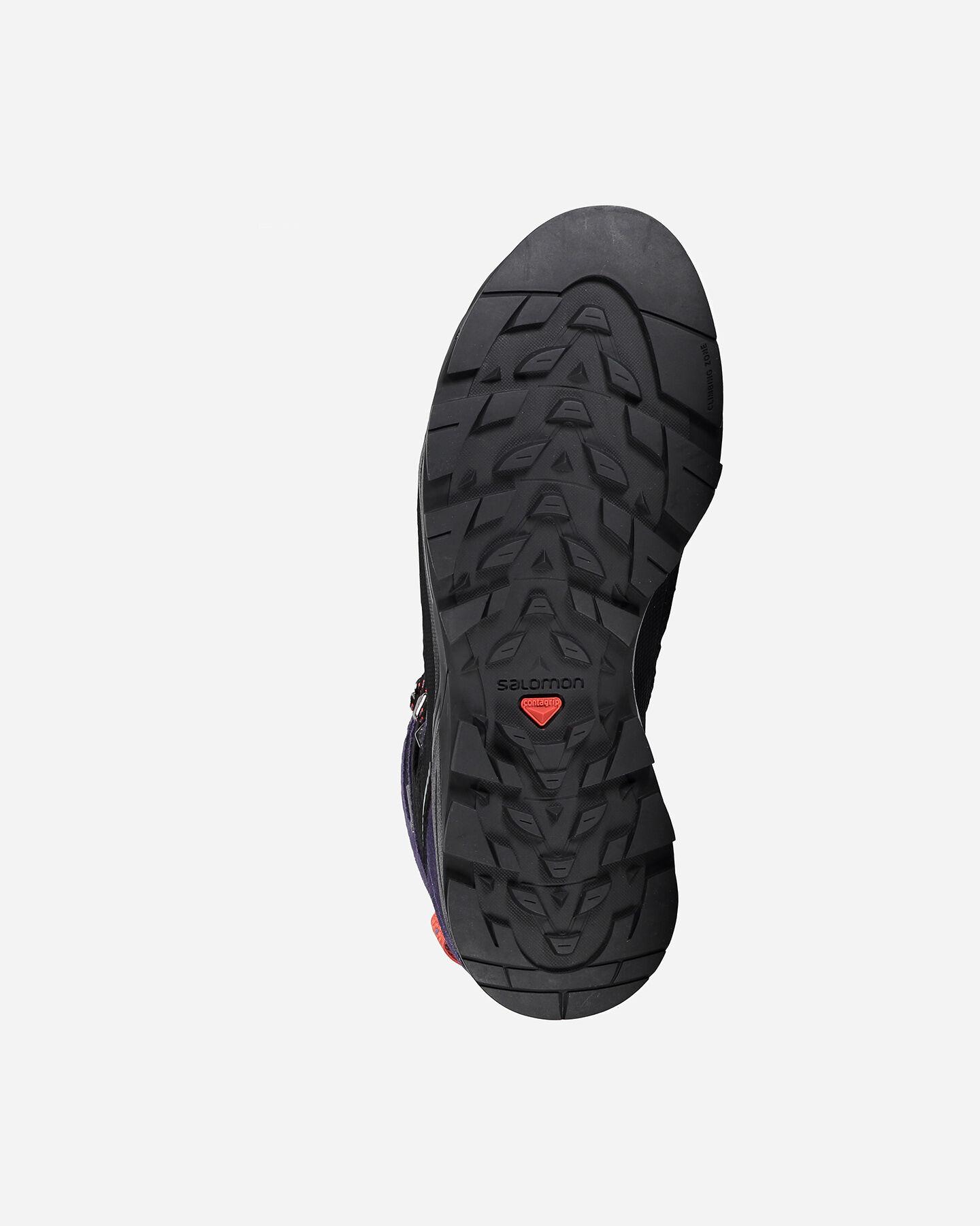 Scarpe escursionismo SALOMON X ALP MID GTX W S4010230 scatto 2