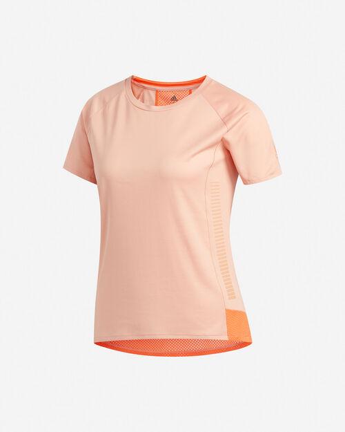 T-Shirt running ADIDAS 25/7 RISE UP N RUN PARLEY W