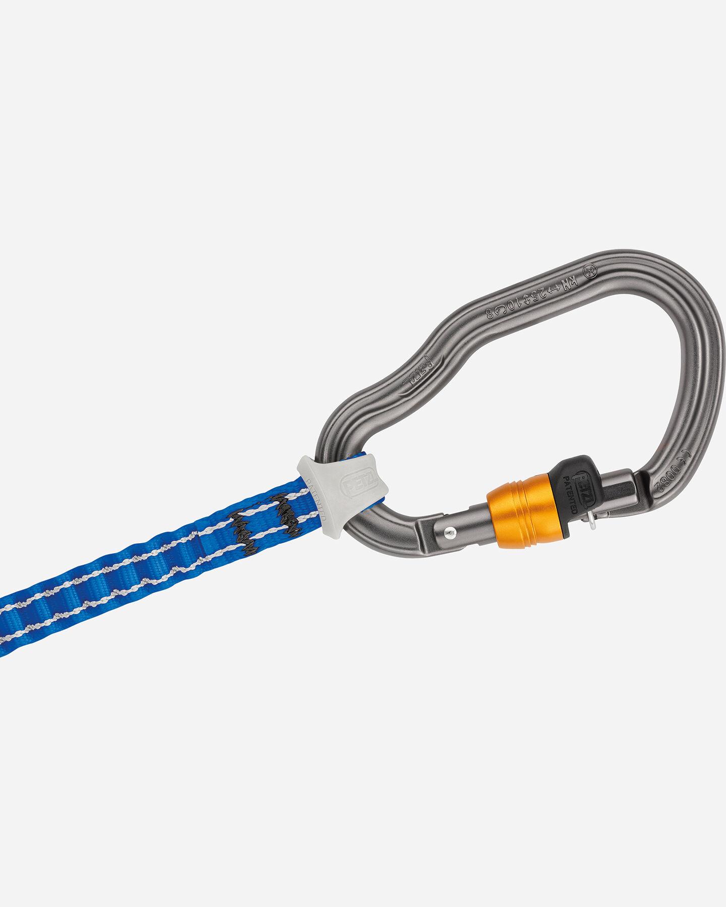 Accessorio arrampicata PETZL LONGE PETZL VERTIGO S4031987|1|UNI scatto 3