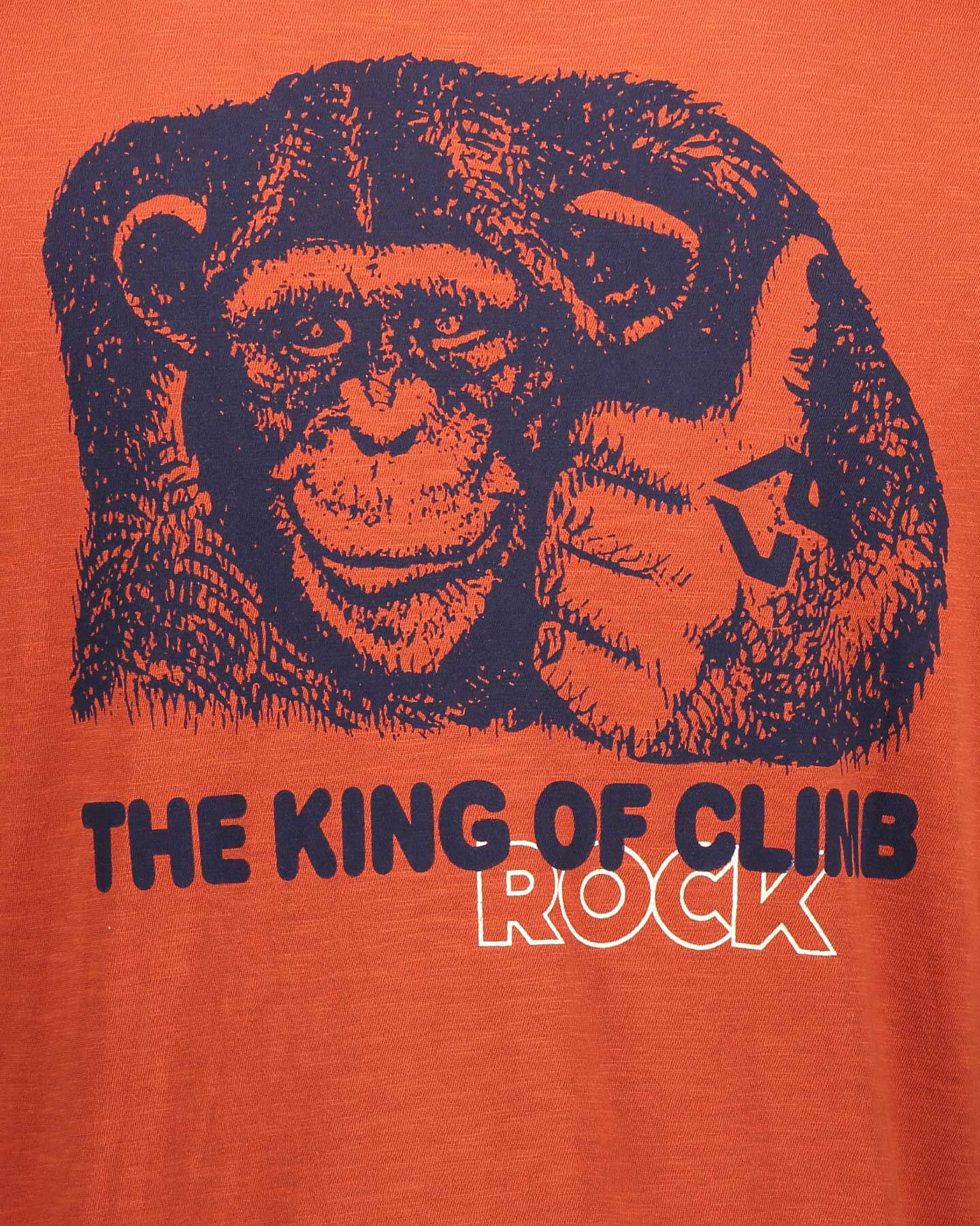 T-Shirt ROCK EXPERIENCE SVASELINA BOULDER M S4089956 scatto 3