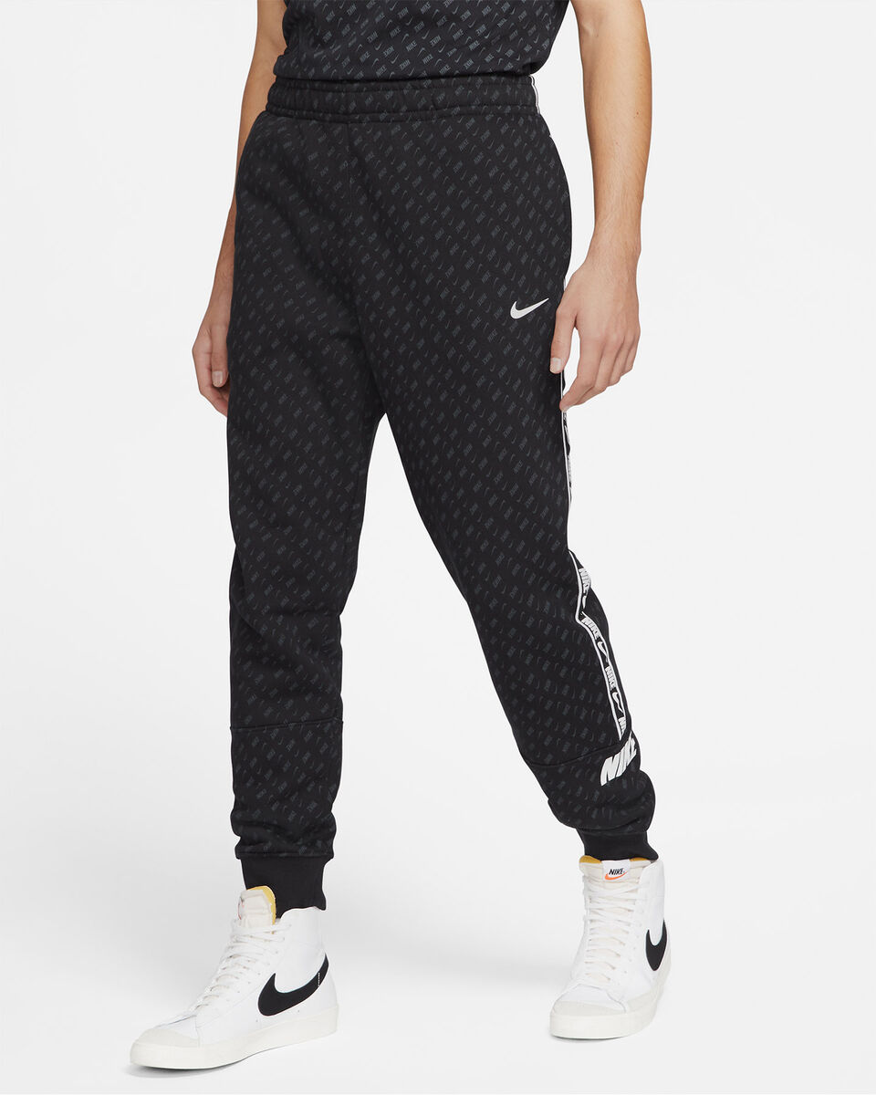 Pantalone NIKE REPEAT ALL OVER M S5270528 scatto 0