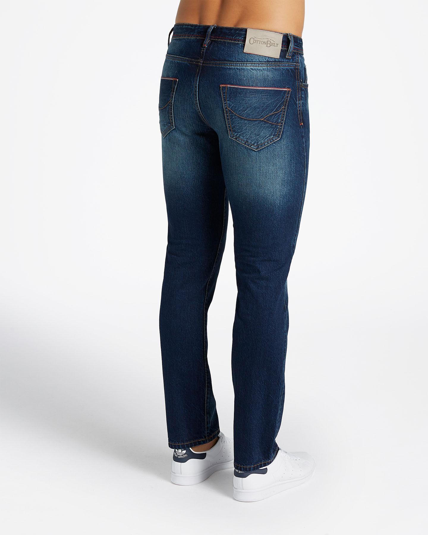 Jeans COTTON BELT WALDO MODERN REGULAR M S4070903 scatto 1