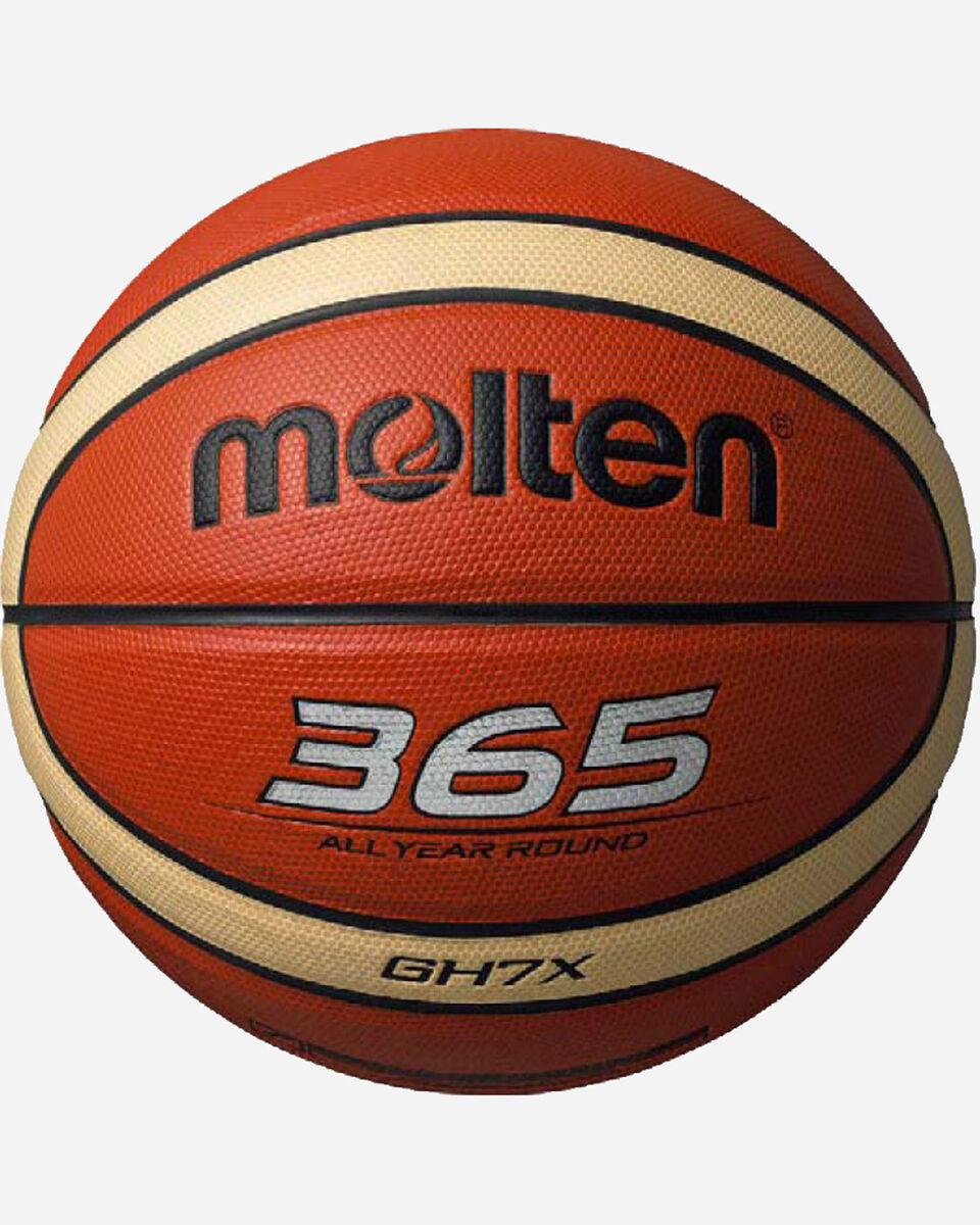 Pallone basket MOLTEN GH7X MIS.7 S1296898 1 7 scatto 1