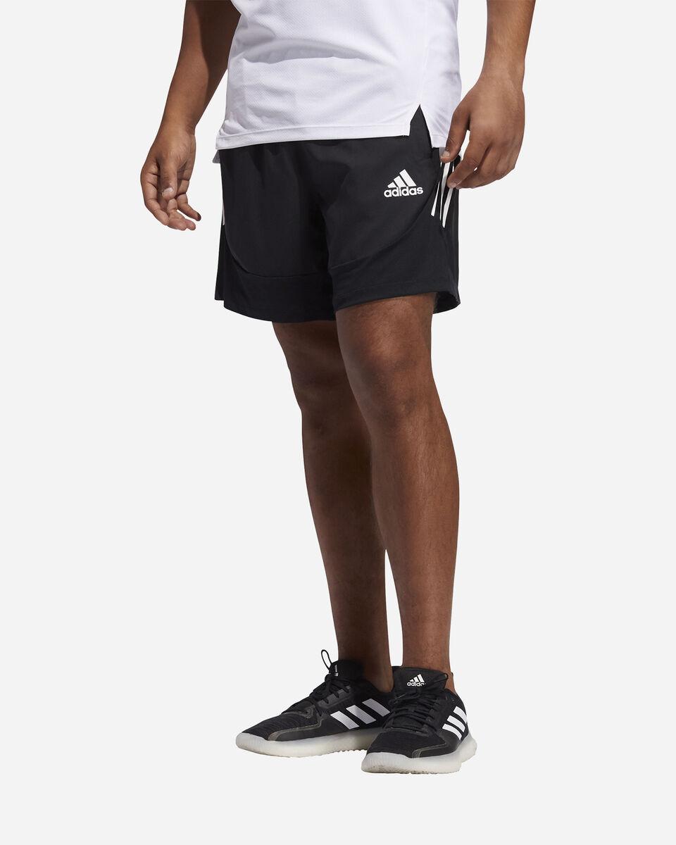 Pantalone training ADIDAS AERO 3 STRIPES PRIMEBLUE M S5275283 scatto 1