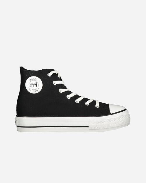 Scarpe sneakers MISTRAL STRIPES PLAT MID W