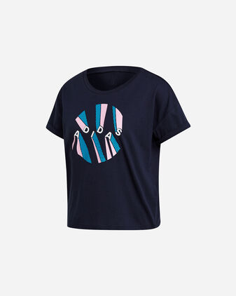 T-Shirt ADIDAS ALL OVER W