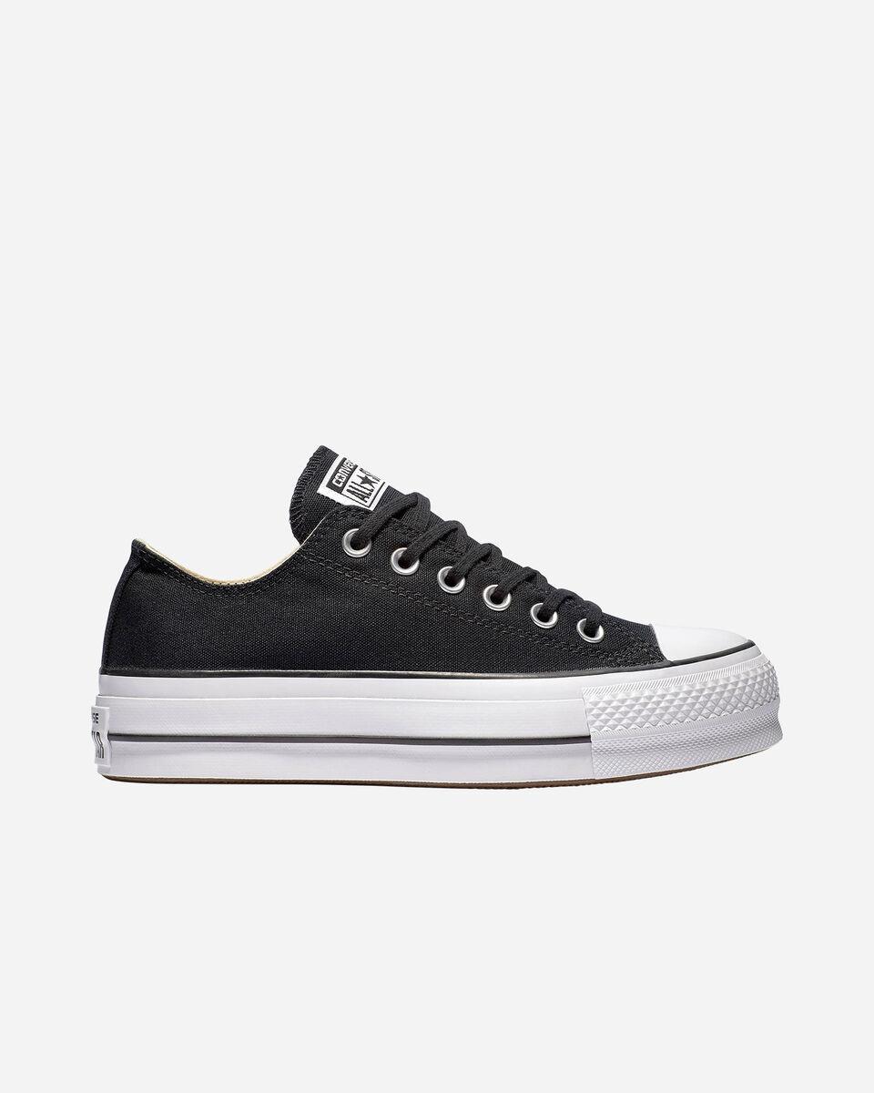 Scarpe sneakers CONVERSE CHUCK TAYLOR ALL STAR HI LIFT W S4046983 scatto 0