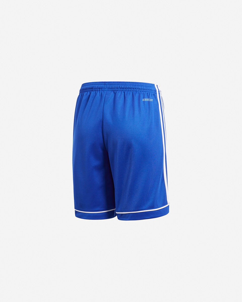 Pantaloncini calcio ADIDAS SQUADRA 17 JR S5150763 scatto 1