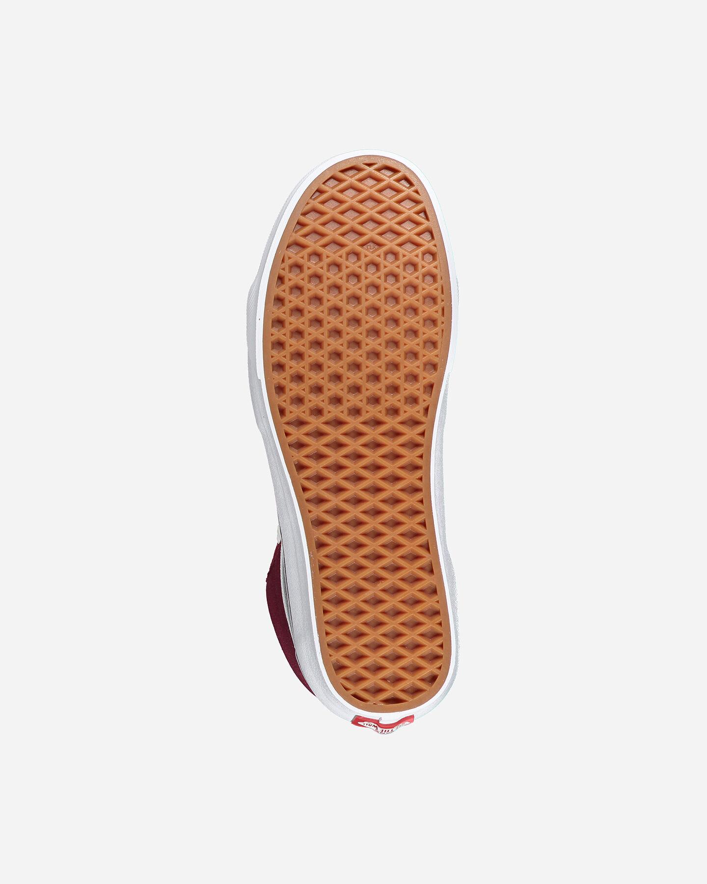 Scarpe sneakers VANS SK8 HI M S5119246 scatto 2