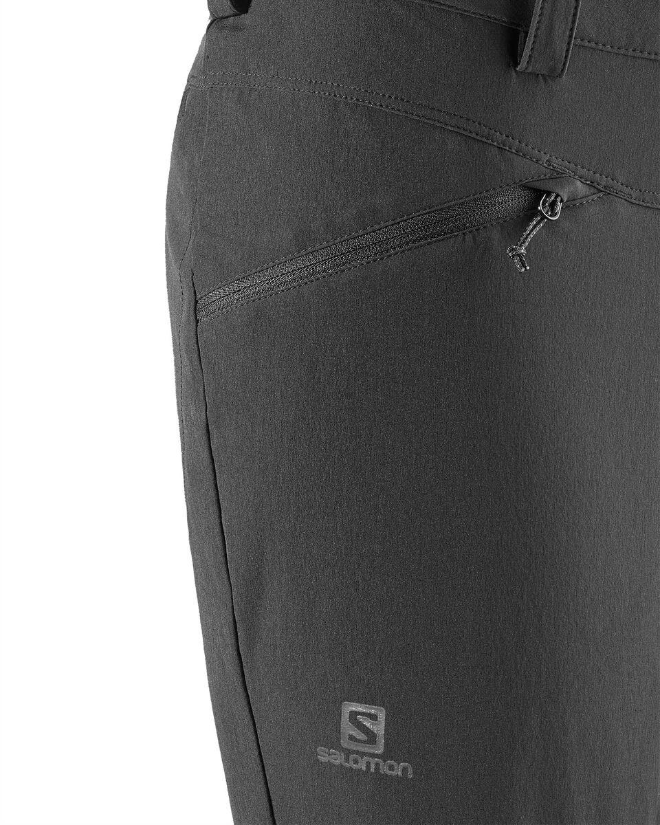 Pantalone outdoor SALOMON WAYFARER STRAIGHT  W S5047681 scatto 3