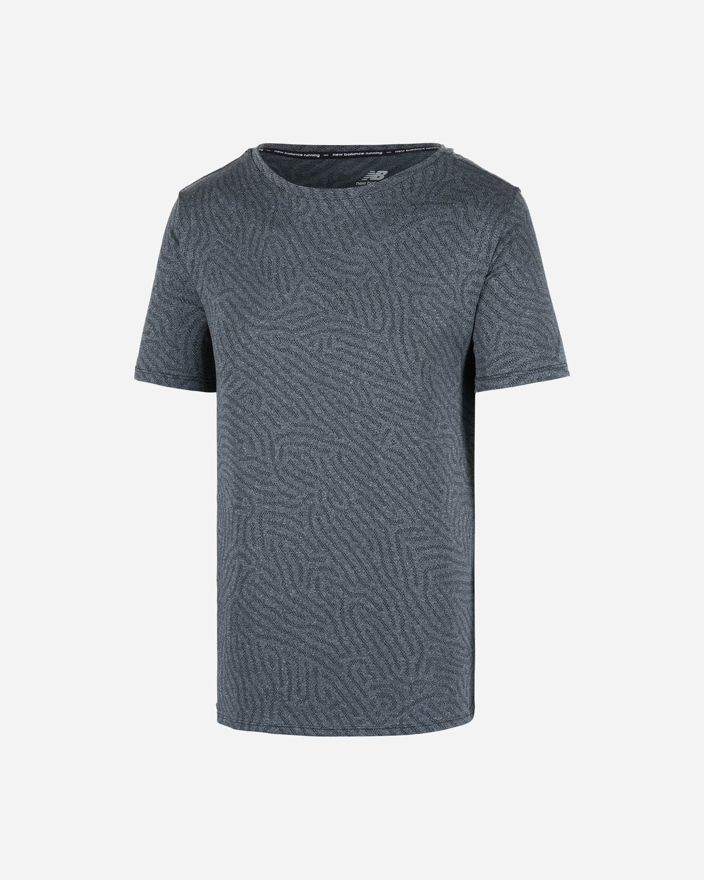 T-Shirt running NEW BALANCE Q SPEED M S5166299 scatto 0