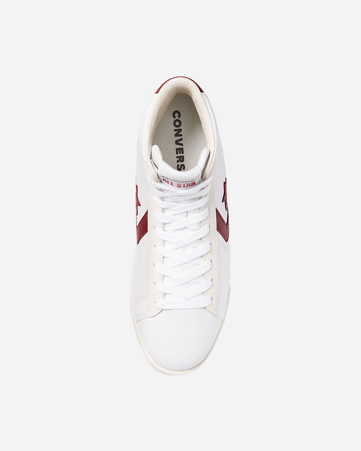 Scarpe sneakers CONVERSE PRO LEATHER M S5282508 scatto 2