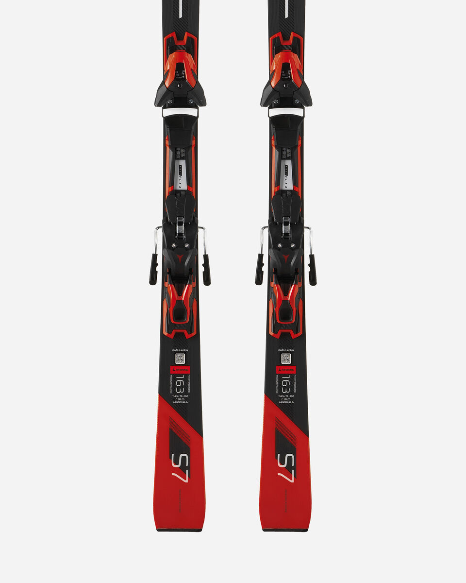 Sci ATOMIC REDSTER S7 + FT 12 GW S5158986 scatto 2