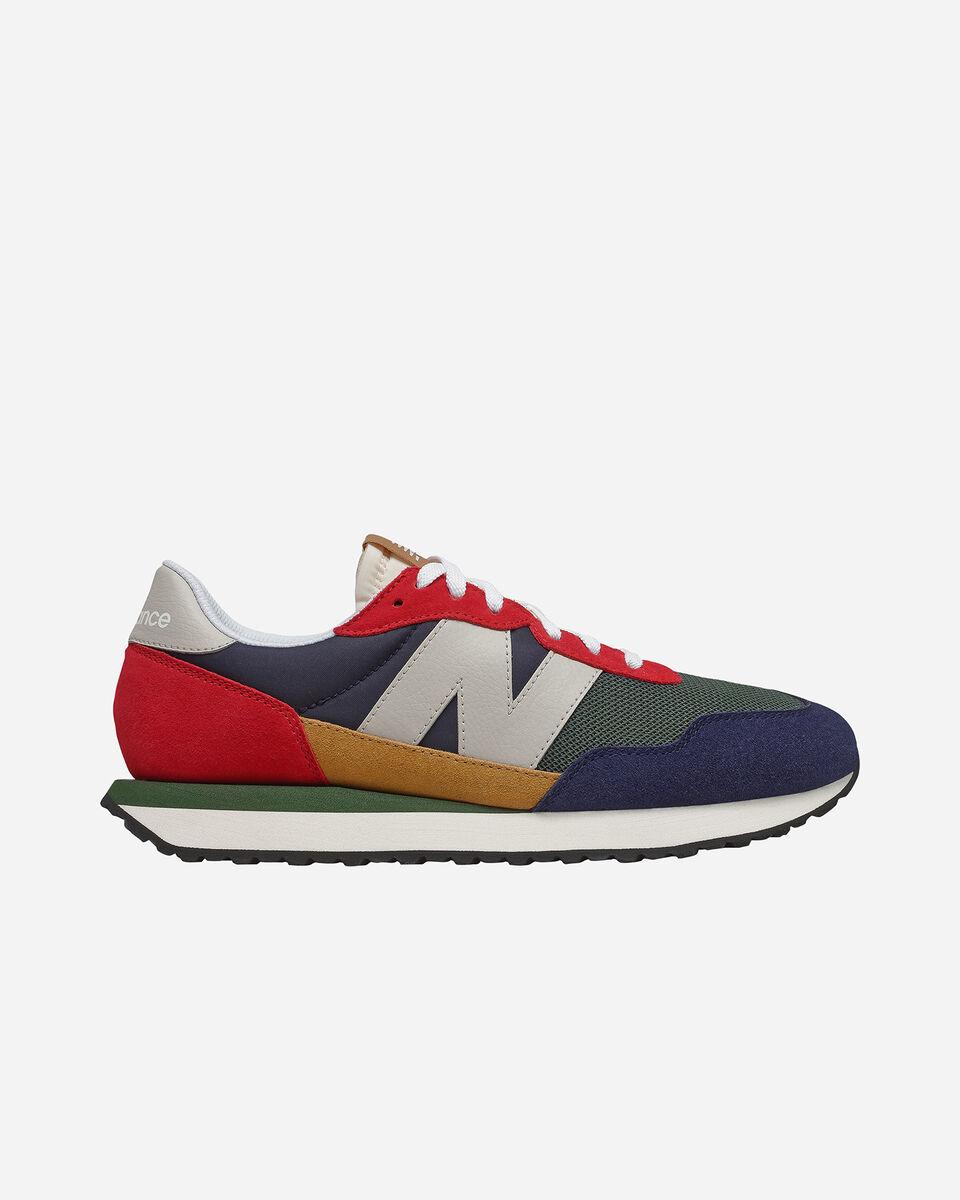 Scarpe sneakers NEW BALANCE 237 M S5289696 scatto 0