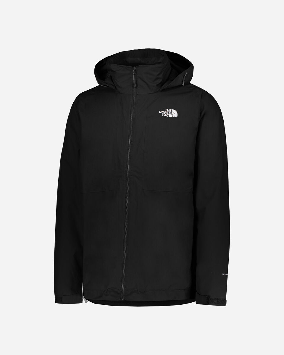 Giacca outdoor THE NORTH FACE ARASHI II TRICLIMATE M S5245421 scatto 0