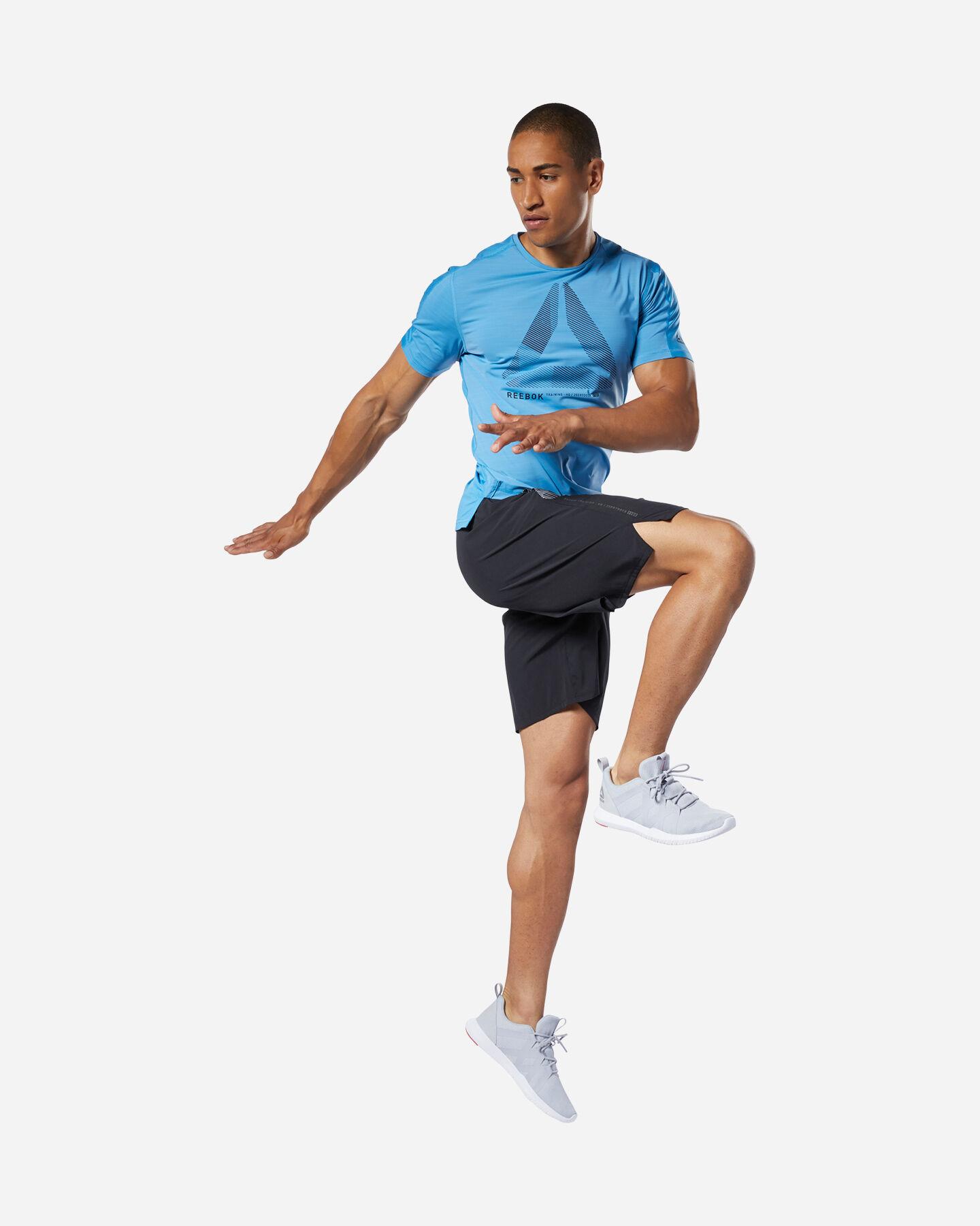 Pantalone training REEBOK SPEEDWICK SPEED M S5081642 scatto 3