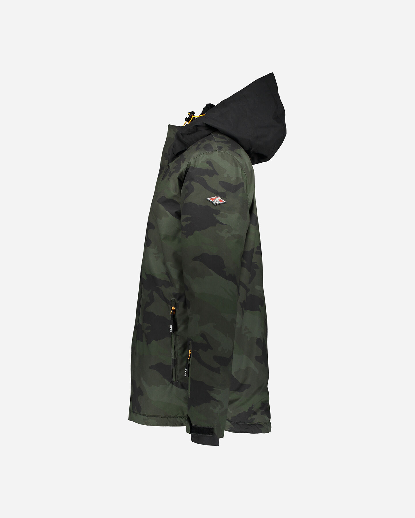 Giacca snow BEAR CAMOU M S4070105 scatto 1