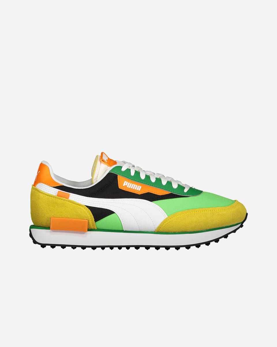 Scarpe sneakers PUMA FUTURE RIDER PLAY ON M S5283216 scatto 0