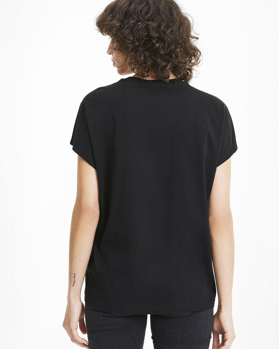 T-Shirt PUMA NU-TILITY W S5172794 scatto 3