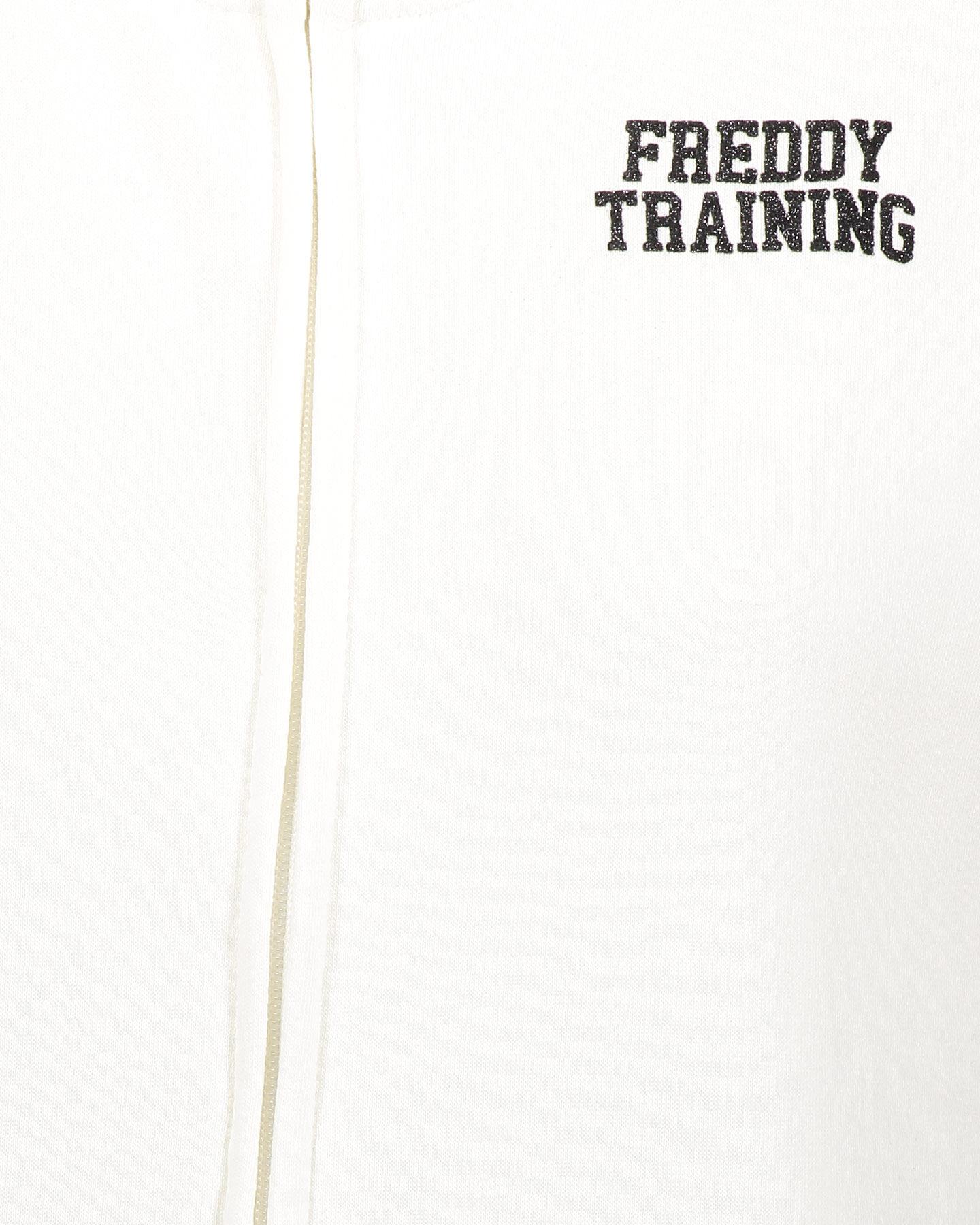 Felpa FREDDY TRAINING W S5245267 scatto 2