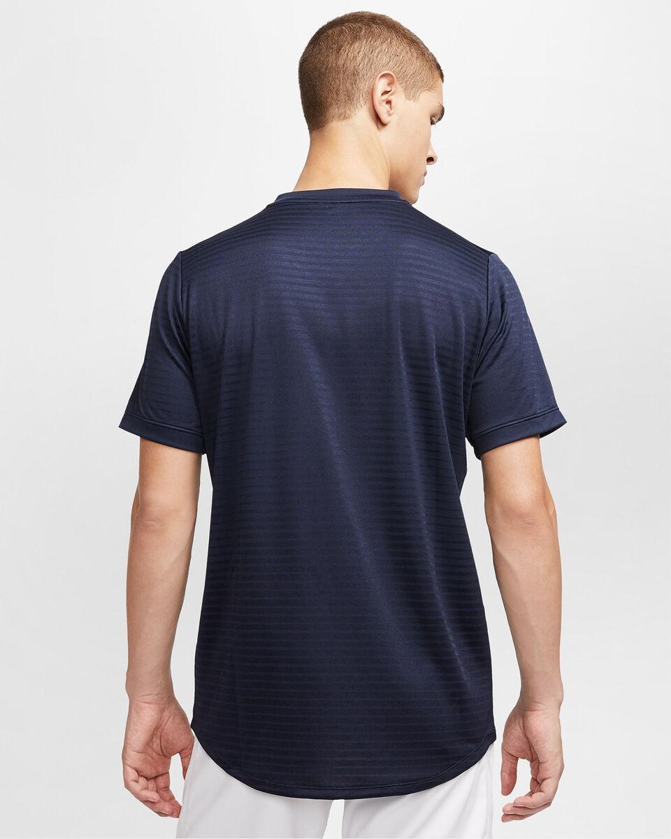 T-Shirt tennis NIKE RAFA CHALLENGER M S5195667 scatto 3