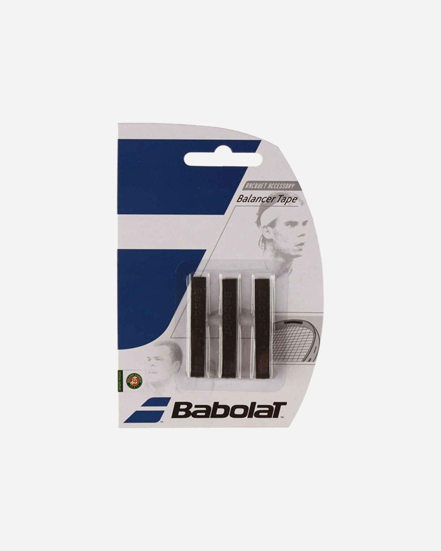 Accessorio tennis BABOLAT BALANCER TAPE 3x3 S1260789 9999 UNI scatto 0