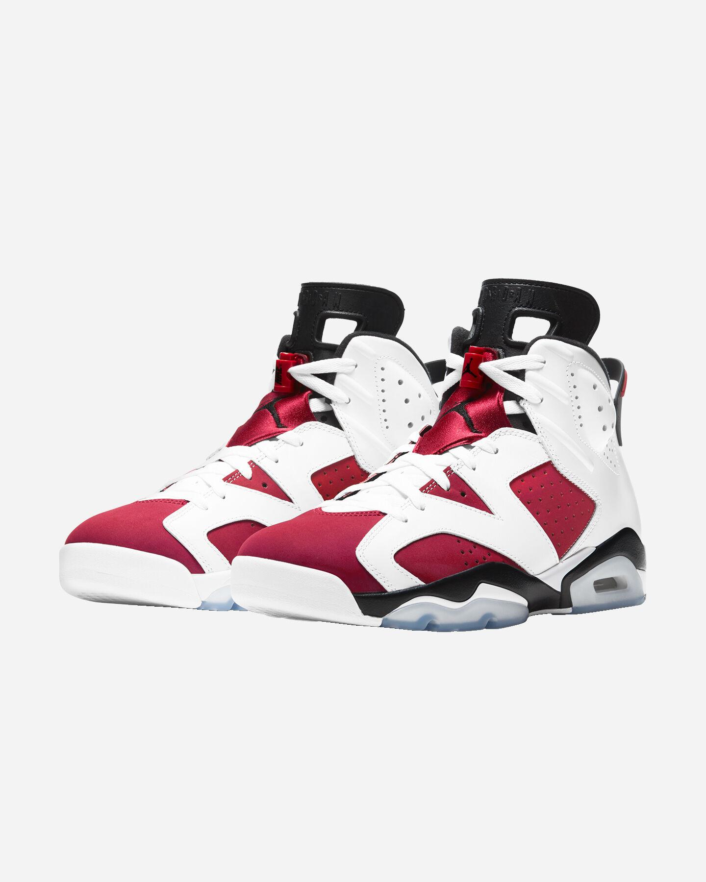Scarpe sneakers NIKE AIR JORDAN 6 RETRO M S5284926 scatto 1