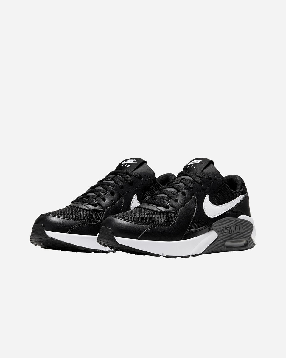 Scarpe sneakers NIKE AIR MAX EXCEE GS JR S5162124|001|6Y scatto 1