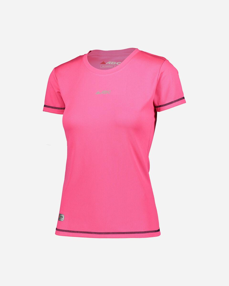 T-Shirt running ABC RUN W S4088091 scatto 5