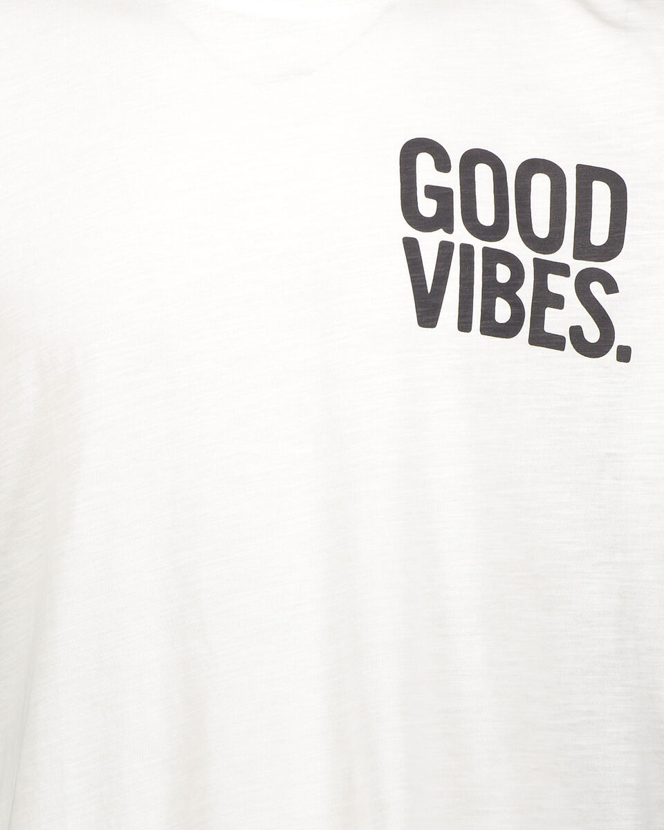 T-Shirt MISTRAL GOOD VIBES BIG LOGO M S4087941 scatto 2