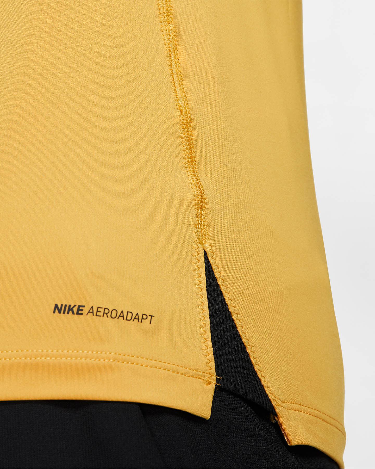 T-Shirt training NIKE PRO AEROADAPT M S5163142 scatto 4