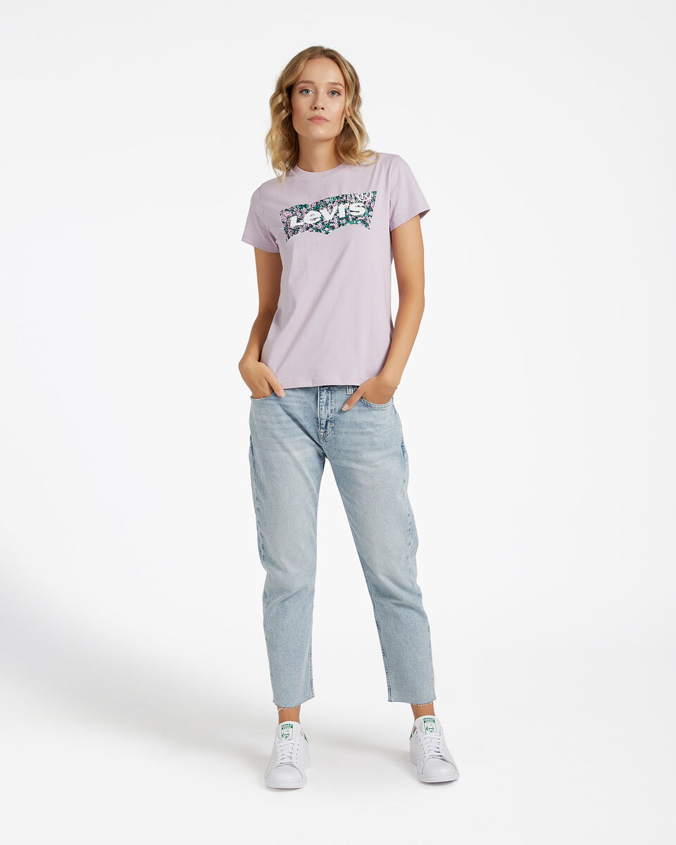 T-Shirt LEVI'S THE PERFECT BOXTAB W S4083513 scatto 1