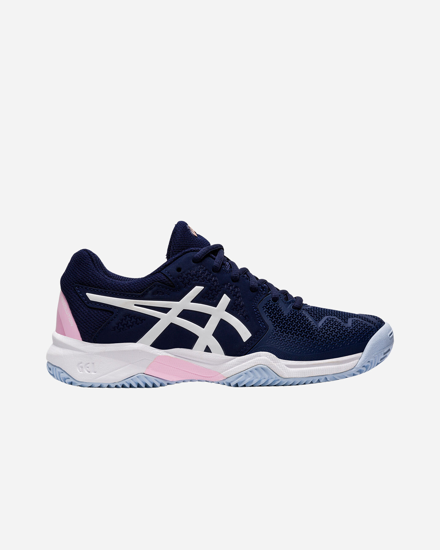 Scarpe tennis ASICS GEL RESOLUTION 8 CLAY GS JR S5159503 scatto 0